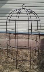 Клетка - опора для пионов и кустарников №1
